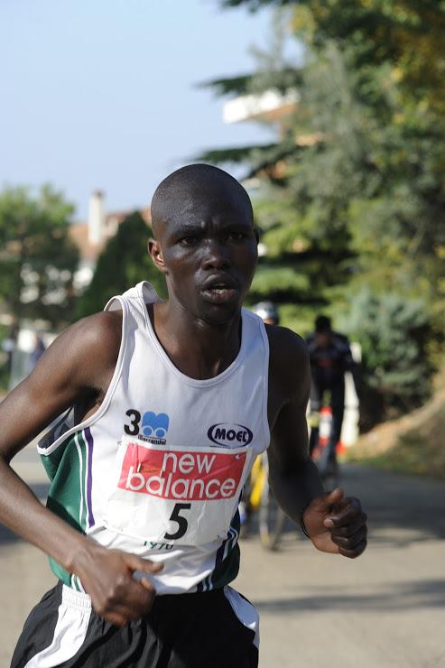 Hosea Kisorio Kimeli (KEN)