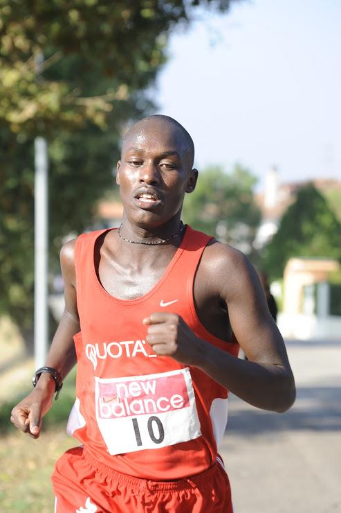 Solomon Kirwa Yego (KEN)