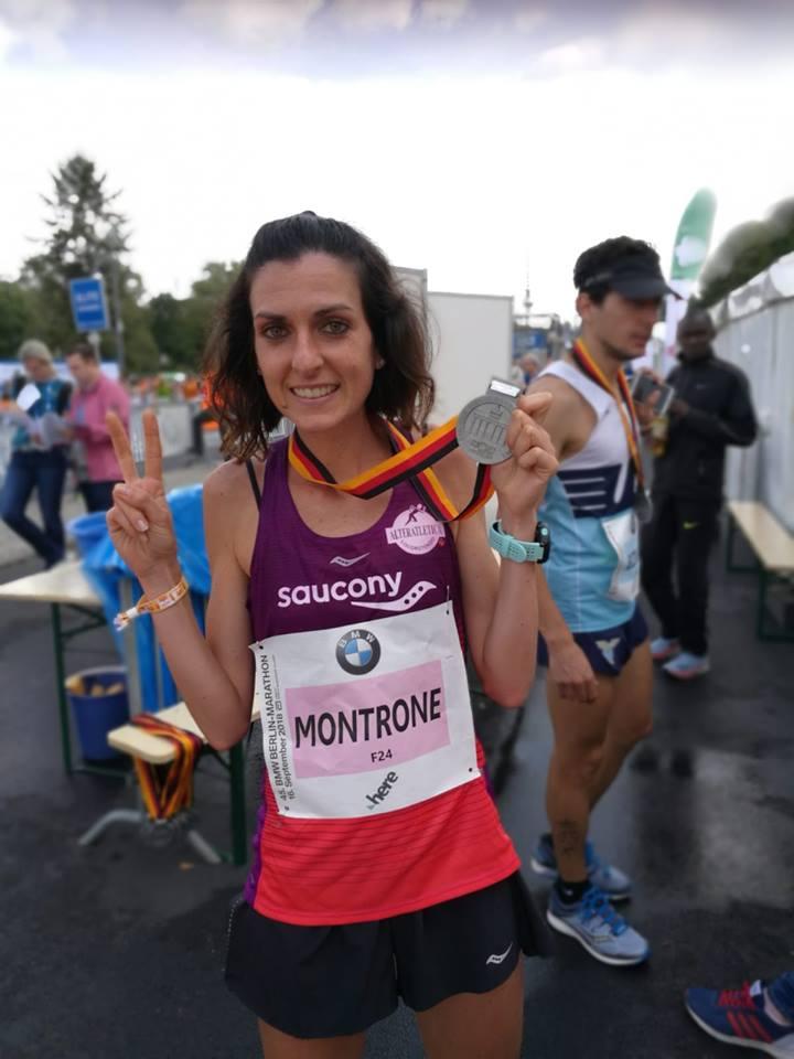 Teresa Montrone (ITA)